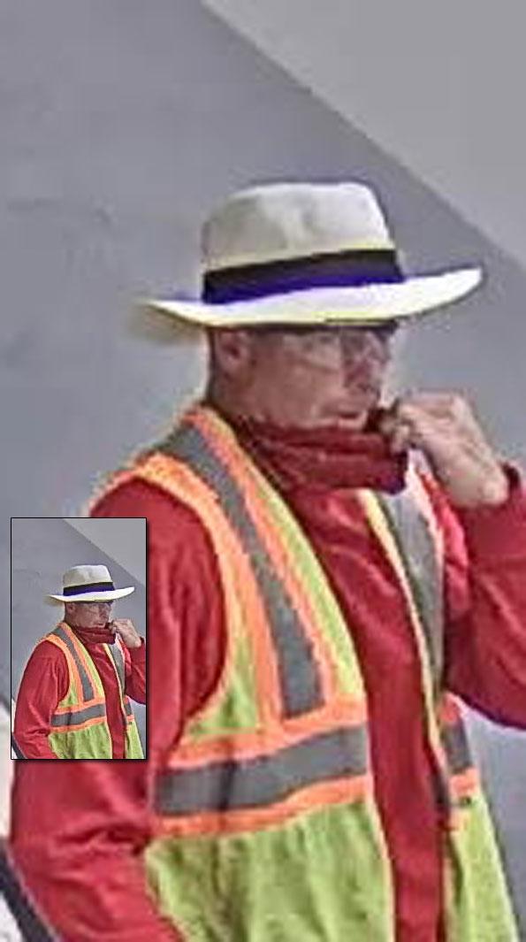 Bank Robbery suspect Glen Ellyn bank & Trust, Glen Ellyn
