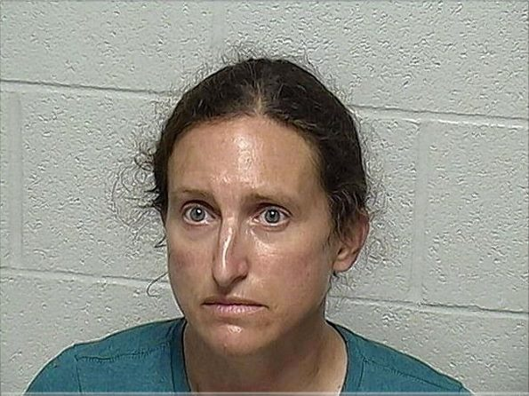 Elizabeth H. Mach, battery and disorderly conduct suspect Mettawa, Lake County
