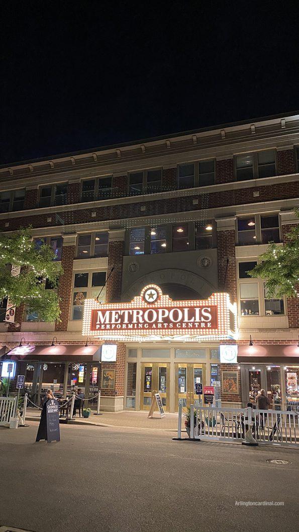 Metropolis building Arlington Heights, Illinois