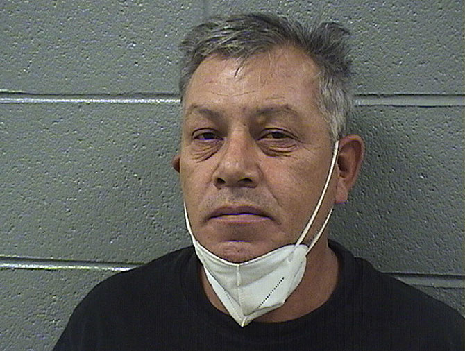 Francisco Lopez, criminal sexual abuse suspect at assisted living facility in Arlington Heights