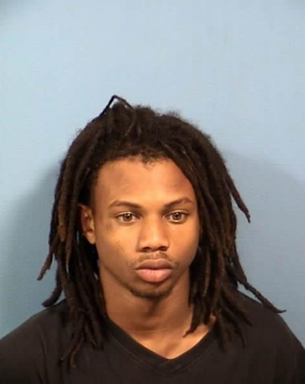 Isaiah Johnson, home invasion suspect in Lombard in Wheaton (SOURCE: DuPage County)