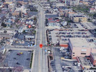 Sheridan Road and 63rd Street Kenosha AerialView (©2020 Google Maps)