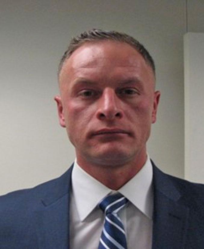 Lake County Sheriff's Correctional Officer Elvis- Fejzic
