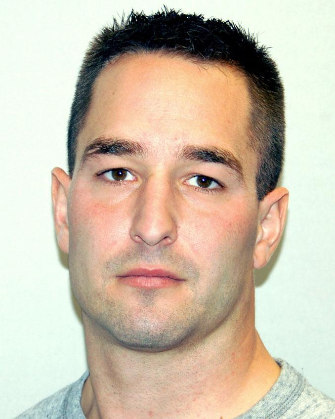 Lake County Sheriff's Correctional Officer Matthew Outinen