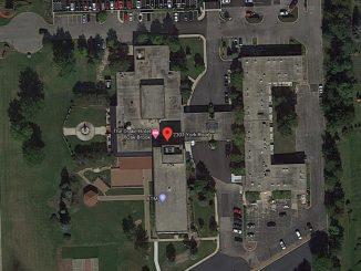 Drake Hotel Oak Brook (Source Google Maps satellite view)