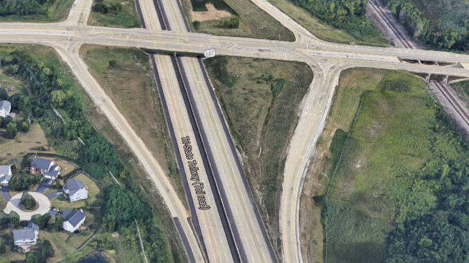 I-94 and Route137 Aerial View (©2020 Google Maps)