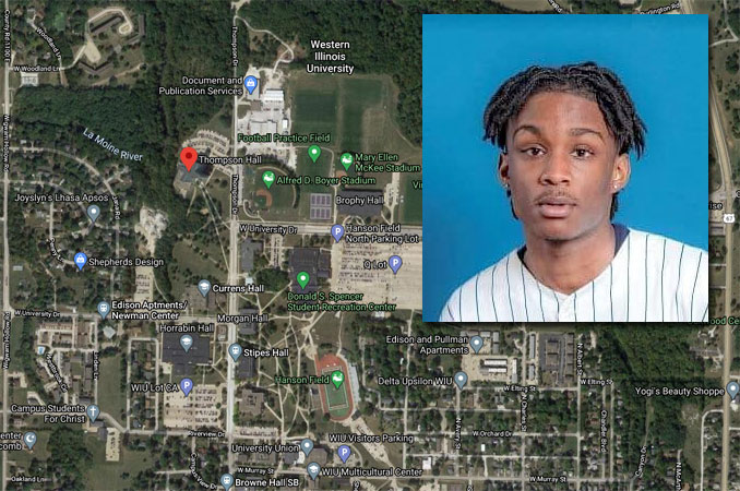 Kavion Poplous, Attempted First-Degree Murder