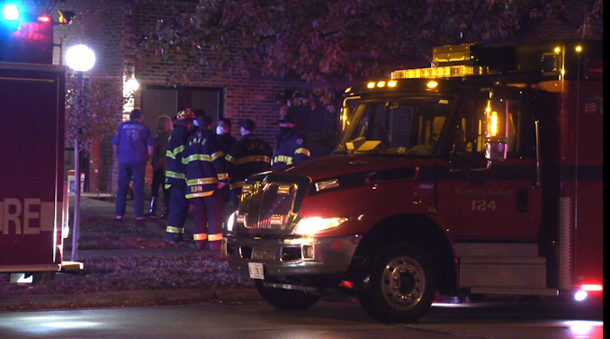 Police investigation for possible set fire at condo building