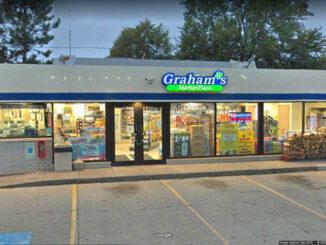 BP gas station, 1006 West Dundee Road, Google Street View (Image Capture September 2018 ©2020 Google)