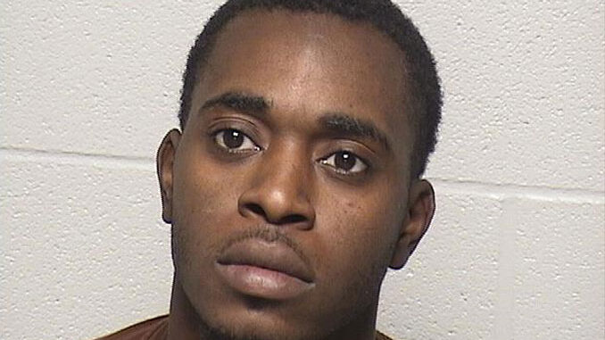 Deon L. Brown, robbery suspect (SOURCE: Lake County Sheriff's Office)