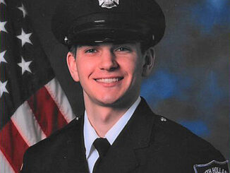 Firefighter Dylan Cunningham, South Holland Fire Department