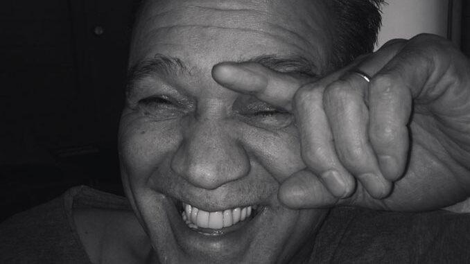 Eddie Van Halen (SOURCE: Twitter.com/WolfVanHalen)