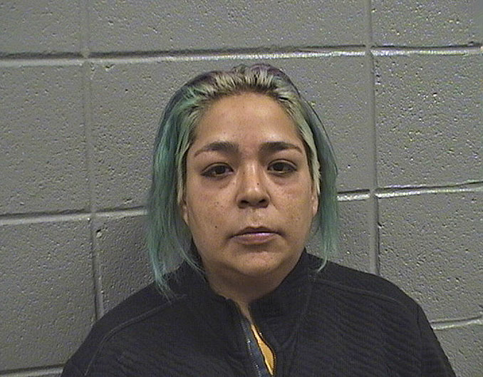 Maria Basulto-Alcazar, suspect in manufacture and delivery of a controlled substance and possession of a controlled substance