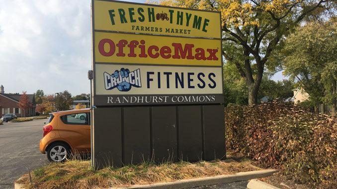 OfficeMaxClosingRandhurstCommons