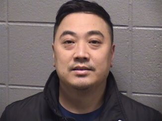 Peter Zhang, promoting prostitution suspect (Cook County Sheriff's Office)