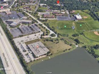 Trinity International University Aerial View (©2020 Google Maps)