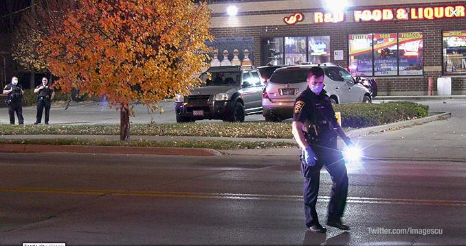 Waukegan shooting investigation at 10th Street and Jackson Street