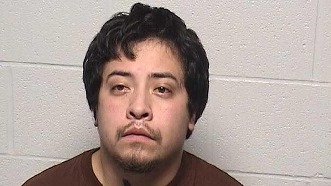 Alan Ortiz, DUI suspect Waukegan in Lake County, Illinois