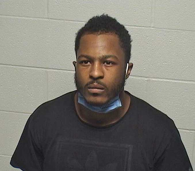 Donterrance M. Nixon homicide suspect unincorporated Gurnee (SOURCE: Lake County Sheriff's Office)