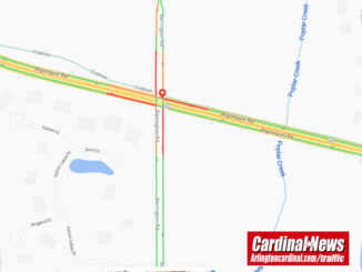 Crash map Algonquin Road and Barrington Road in South Barrington on Friday, November 6, 2020