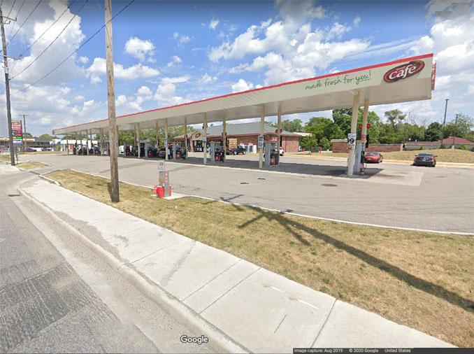 Speedy Cafe Speedway Northlake (Image Capture August 2019 ©2020 Google)