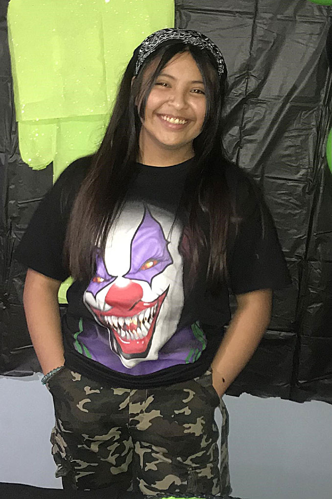 Valeria Abarca, missing teen from Elk Grove Township (SOURCE: Cook County Sheriff's Office)
