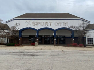 Xsport Fitness closed down at 320 East Golf Road in Arlington Heights