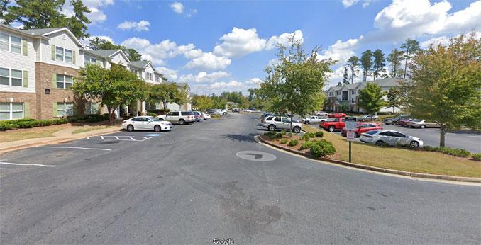 Fairfield Village Drive in Stonecrest Georgia
