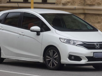 Honda Fit or Honda Jazz body style (PHOTO CREDIT: EurovisionNim CC BY-SA 4.0 via Wikimedia Commons)