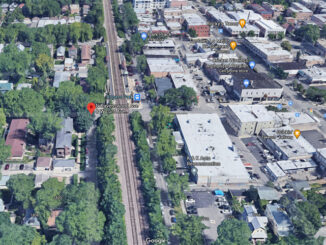 Ravenswood Avenue and Lunt Avenue Chicago (Imagery ©2020 Google, Imagery ©2020 Maxar Technologies, Sanborn, U.S. Geological Survey, Map data ©2020)