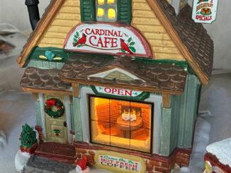 Cardinal Cafe (Cardinal Cafe by Lemax)