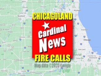CARDINAL NEWS | CARDINAL EMERGENCIES Chicagoland Fire Calls