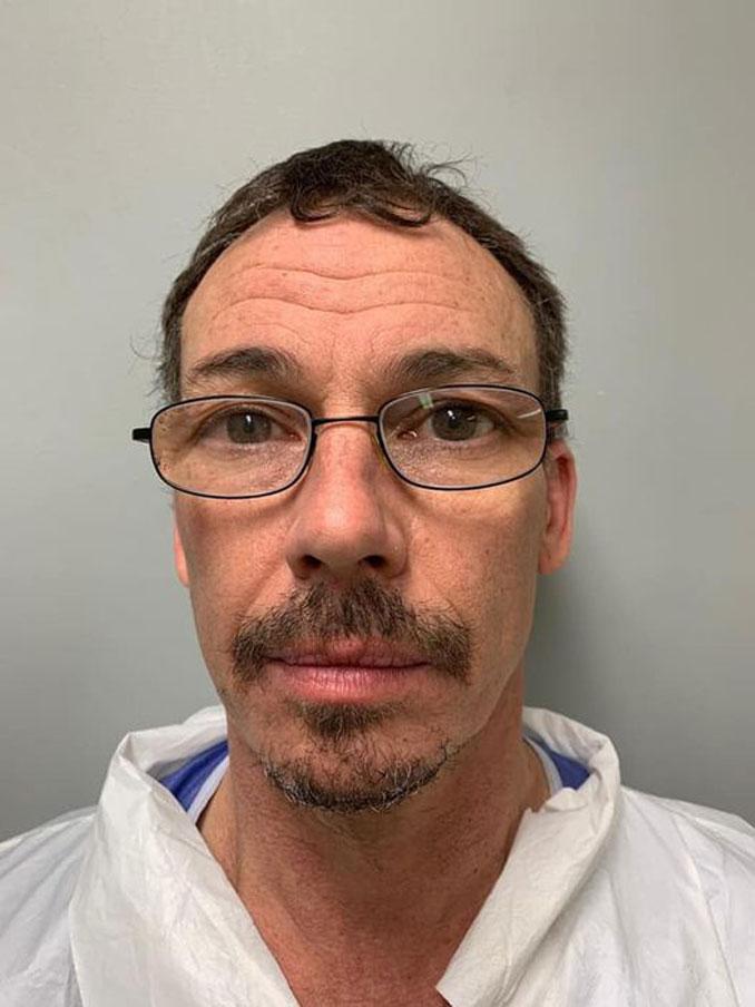 John H. Breseman, homicide suspect Hoffman Estates, Barrington Hills, Inverness area (SOURCE: Illinois State Police)