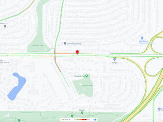 Approximate location of medical emergency on Palatine Road in Palatine assigned to Arlington Heights firefighters and paramedics (Map data ©2021 Google)