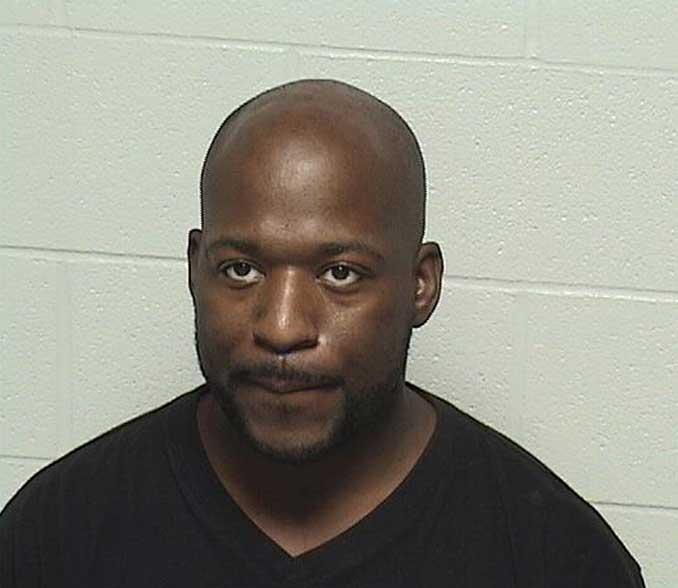 Timothy D. Triplett, murder suspect (Lake County Sheriff's Office)