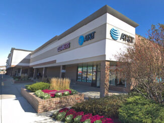 Buffalo Grove AT&T Store, 55 McHenry Road in Buffalo Grove (Image capture October 2018 ©2021 Google)