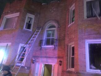 Fatal apartment fire on Loomis Street near 92nd Street Chicago (SOURCE: Chicago Fire Department)