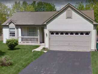 Crime scene at house on Briar Ridge Lane Lake Villa (Image capture May 2012 ©2021 Google)