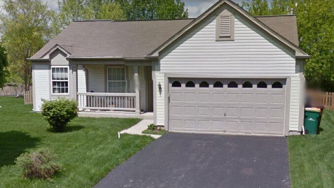 Crime scene at house on Briar Ridge Lane Lake Villa (Image capture May 2012 ©2021 Google)