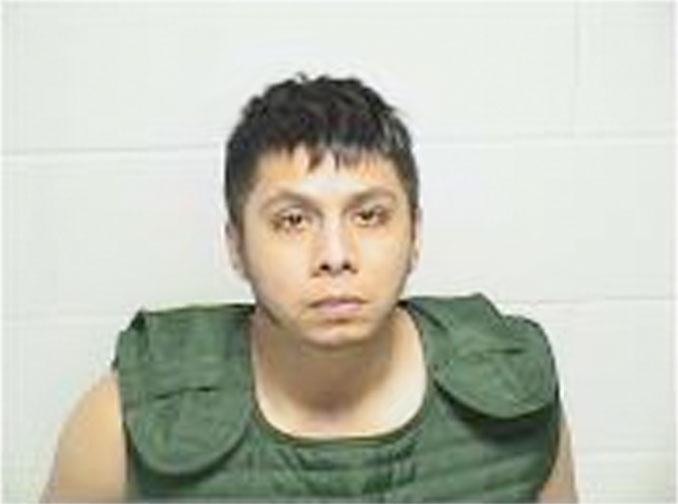 Jose Alberto Alvarado, aka known as Jose A. Alvarado-Ramirez (SOURCE: Lake County Sheriff's Office)