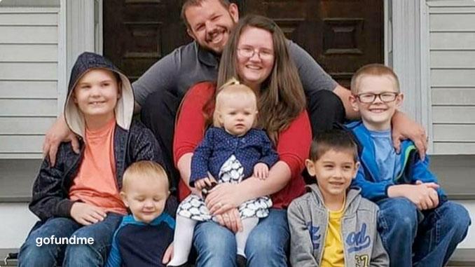 Pemble Family gofundme photo