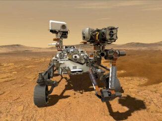 Perseverance Rover (SOURCE: NASA)