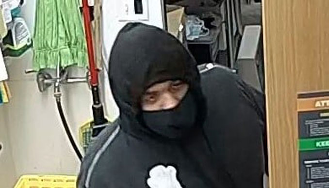 Suspect 2 Marengo Circle K Armed Robbery (SOURCE: Marengo Police Department)