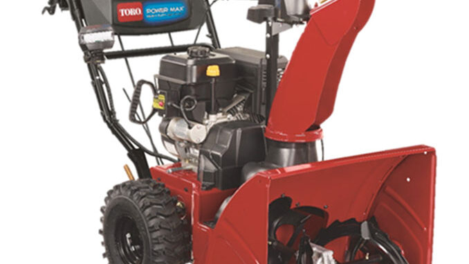 Toro 2021 Power Max 826 OHAE Snowthrowers (SOURCE: Toro)