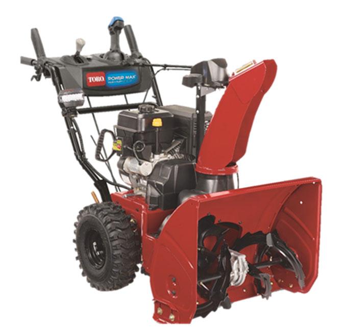 Toro 2021 Power Max 826 OHAE Snowthrowers (SOURCE: Toro)