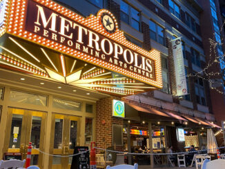 Metropolis, Arlington Ale House, and Mago Grill