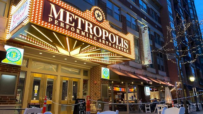 Metropolis, Arlington Ale House, and Mago Grill