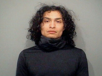 Anthony Garcia, felony residential burglary suspect (law enforcement photo)
