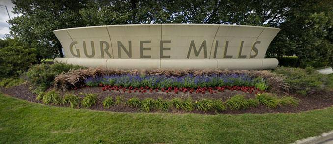 Gurnee Mills Street View (Image capture August 2019 ©2021 Google)