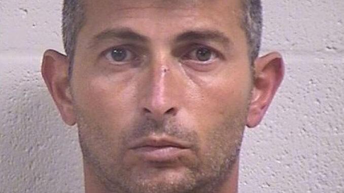 Ilan Gibori, suspect in sexual assault of minor (SOURCE: Tarrant County Sheriff's Office, Texas)